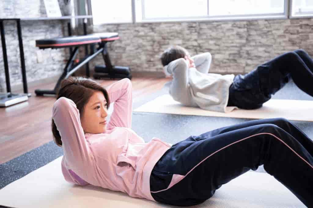 chest stretches bowflex revolution workout plan weider crossbow home gym